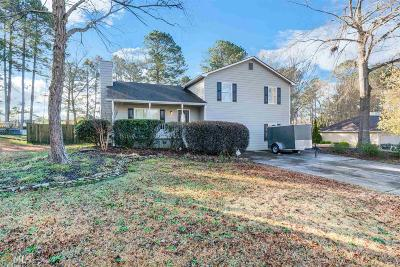 Loganville Single Family Home New: 4125 Fox Chase Dr #79