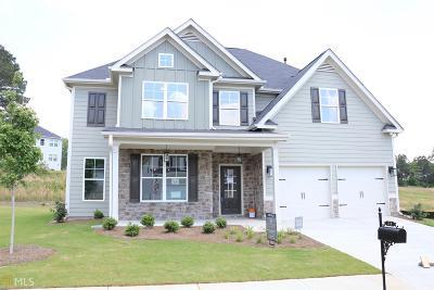 Paulding County Single Family Home New: 38 Fallen Oak Trce