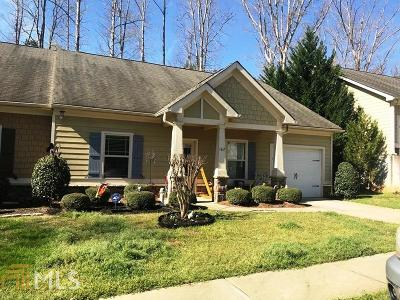 Milledgeville Single Family Home New: 167 Oakwood Dr #22