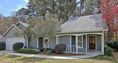 Peachtree City Single Family Home New: 112 Glendale Drive