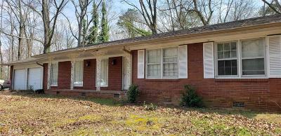 Atlanta Single Family Home New: 2180 Enon Rd