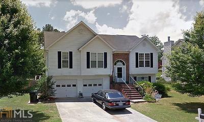 Gwinnett County Single Family Home New: 1986 Alcovy Trace Way