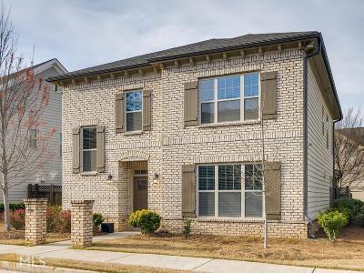 Smyrna Single Family Home New: 715 Park Manor Drive SE