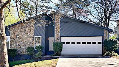 Gwinnett County Single Family Home New: 1431 Brays Mill Trce