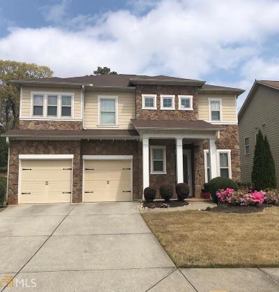 Fairburn Single Family Home New: 4366 Alysheba Dr