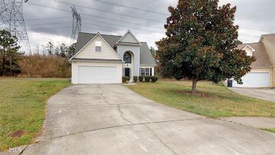 Jonesboro Single Family Home New: 849 Crabtree Ct
