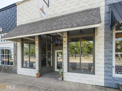 Locust Grove Commercial For Sale: 3835 Highway 42