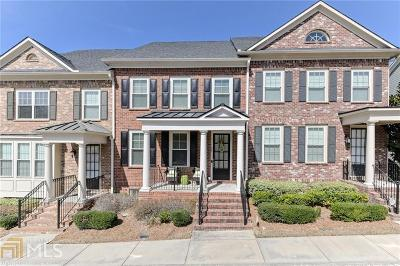 Cobb County Condo/Townhouse New: 1187 Dove Point Court #Unit# 19