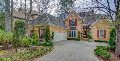 Johns Creek Single Family Home For Sale: 1011 Wetherby Way