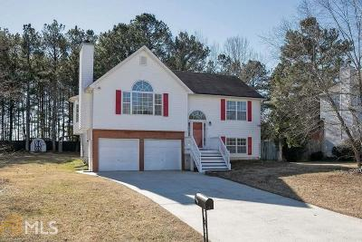 Powder Springs Single Family Home New: 485 Pine Valley Dr