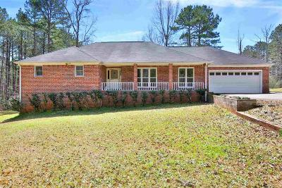 Newnan Single Family Home New: 793 Millard Farmer Road
