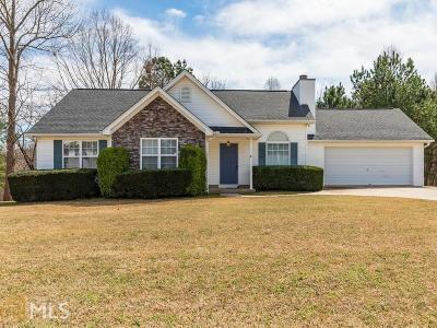 Flowery Branch Single Family Home Under Contract: 4936 Sunny Ridge Ct