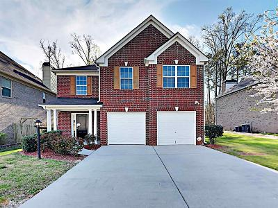 Snellville Single Family Home Under Contract: 3333 Newtons Crest Cir
