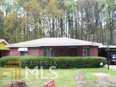 Atlanta Single Family Home New: 2499 Baxter Road SW