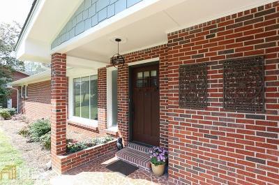 Acworth Single Family Home New: 5128 Lakewood Drive