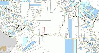 Locust Grove Residential Lots & Land New: Laney Rd