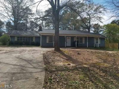 Ellenwood Single Family Home Under Contract: 70 Fairfield Dr