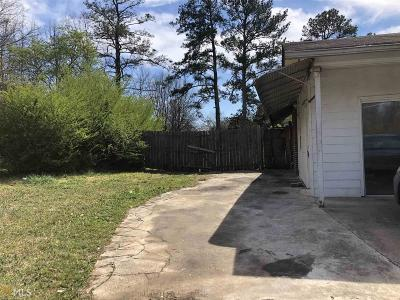 Clayton County Single Family Home New: 6725 Pemrock Ct