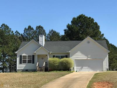 Griffin Single Family Home Under Contract: 109 Shady Hill Ln