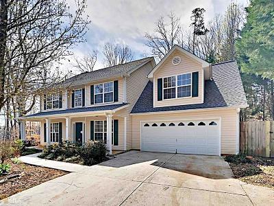 Hall County Single Family Home New: 3253 Cavalier Cir