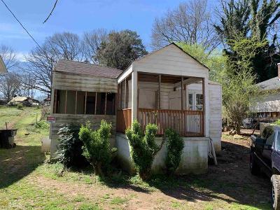 Fulton County Single Family Home New: 1876 E Farris Ave