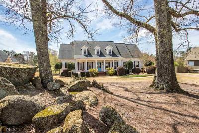 Tyrone Single Family Home Under Contract: 140 South Fork Rd