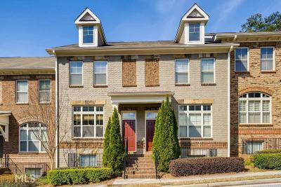 Atlanta Condo/Townhouse New: 7260 Glisten Ave #97