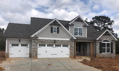 Paulding County Single Family Home Contingent With Kickout: 67 Brookstone Lane #86