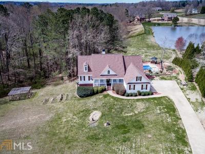 Canton Single Family Home New: 245 Johnson Brady