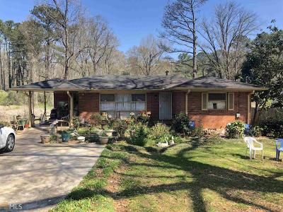 Decatur Single Family Home New: 3504 Misty Valley Rd