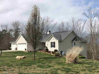 Ellijay Single Family Home New: 67 Birchwood Dr #18