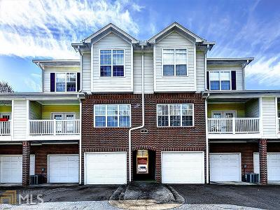Cobb County Condo/Townhouse New: 906 Spring Heights Lane