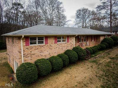 Lavonia Single Family Home Under Contract: 216 Gilmer St