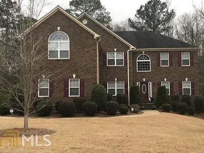 Conyers GA Single Family Home New: $384,000