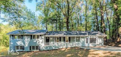 Gwinnett County Single Family Home New: 241 Sarann Court NW