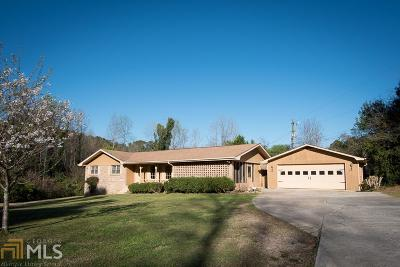 Rockdale County Single Family Home Under Contract: 3240 NW Highway 20