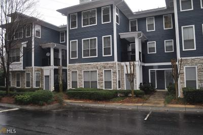 Cobb County Condo/Townhouse New: 1575 Ridenour Parkway NW #804