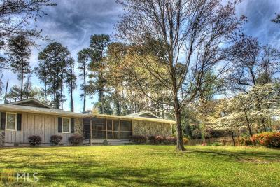 Snellville Single Family Home New: 2572 S Lake Rd