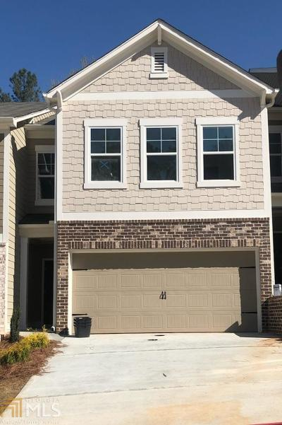 Cobb County Condo/Townhouse New: 3033 Creekside Overlook #36