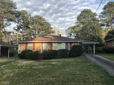 Atlanta Single Family Home Under Contract: 2252 Collins Dr