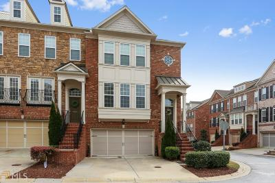 Cobb County Condo/Townhouse New: 5061 Ridgemont Walk