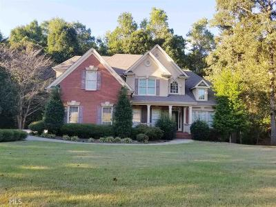 Conyers Single Family Home New: 2307 Lochinver Ln