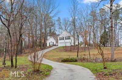 Hall County Single Family Home New: 6114 Grants Ford Dr