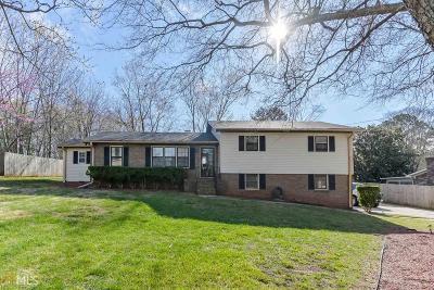 Marietta Single Family Home New: 3180 Randall Dr