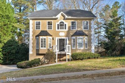 Marietta Single Family Home Under Contract: 2613 Windage Dr
