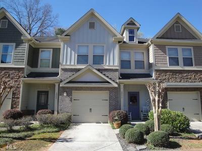 Dekalb County Condo/Townhouse New: 3247 Brent Way