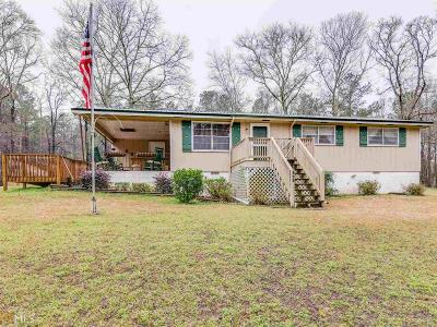 Henry County Single Family Home New: 595 Mays Rd