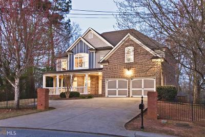 Cobb County Single Family Home New: 3625 N Cooper Lake