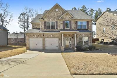 Newnan Single Family Home Under Contract: 79 Canyon View Dr