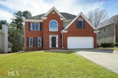 Cobb County Single Family Home New: 4102 Mulligan Lane NW